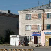 На площади, Шатрово