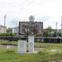 Памятник (3), Щучье