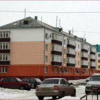 4-этажки без лифтов, Щучье