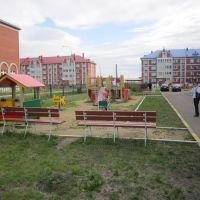 военный микрорайон, Щучье