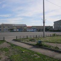 площадь Победы, Щучье