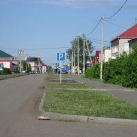 летний день в центре, Щучье