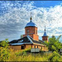 Церковь Троицы Живоначальной, Альменево