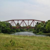 Мост через р. Сейм, Альменево