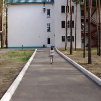 Гостиница со стороны Сейма 2011, Альменево
