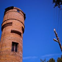 Old Water Tower, Альменево