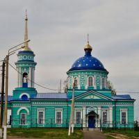 Церковь Святой Троицы в Белой 2012/06/09, Белая