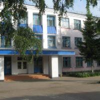 Больше-Солдатская средняя школа, моя альма-матер 1964-1966г,Тарасюк Г.А., Большое Солдатское