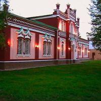 Музыкальная школа, Глушково