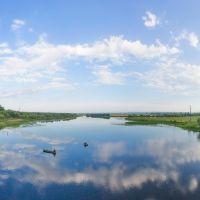 река Сейм, Глушково