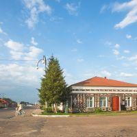 Столовая на улице Ленина, Глушково