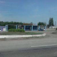 2014.06.06 | Горшечное, автостанция, Горшечное