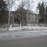 hospital, Дмитриев-Льговский