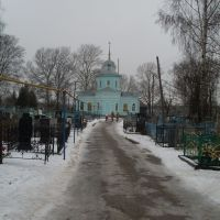 Church of St.. Mary Magdalene, Дмитриев-Льговский