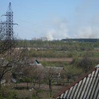 пожар, Дмитриев-Льговский