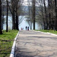 Zeleznogorsk Pond, Железногорск