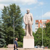Памятник В. И. Ленину, Железногорск