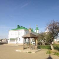 Женский монастырь, Золотухино