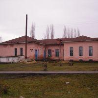 Библиотека п. Касторное, Касторное