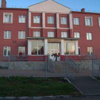 Конышевская средняя общеобразовательная школа, Конышевка