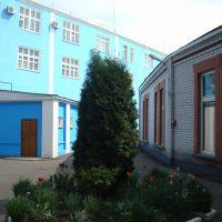 Russia. Kursk region. Korenevo. Завод НВА., Коренево