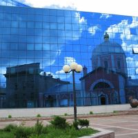 reflection, Курск