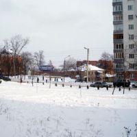 Kati Zelenko street, Курск