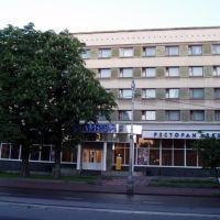 Oktyabrskaya hotel, Курск