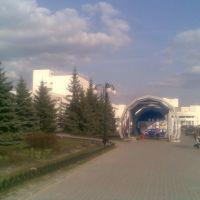 площадь И.В. Курчатова - остановка, Курчатов