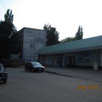 Рынок в первом микрорайоне, Курчатов