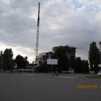 Долгострой на Алых Парусах, Курчатов