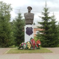 Маршалу  Жукову, Кшенский