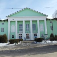Дом культуры, Кшенский