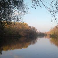 Река Сейм, чистое дно. (008), Льгов