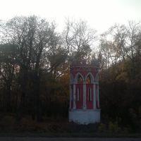 "Башня Шамиля. ""2013 год"". (003), Льгов"