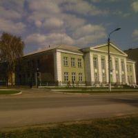 """Льговское ПТУ, - """"Вид с Юго-Запада"""", Льгов"""