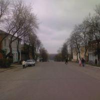улица Красная, Льгов