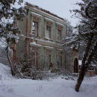 усадьба Барятинских-Толстых, Льгов