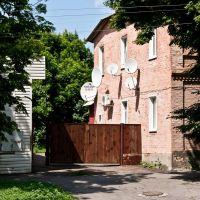Lgov town, Lenin Street, Льгов