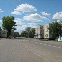 Медвенка, ул. Певнева, Медвенка