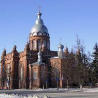 Троицкий Собор в г.Обоянь / Blessed Trinity Cathedral in Oboyan, Обоянь