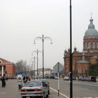 Обоянь. Центральная площадь.Oboyan. Central Square, Обоянь