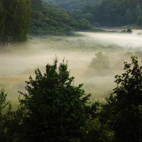 Утро Туманное, Обоянь
