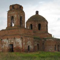 Обоянь. Заброшенный Свято-Ильинский храмOboyan Ilinsky temple, Обоянь