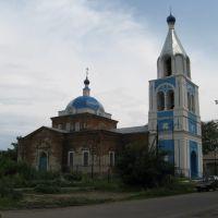 Обоянь. Церковь Смоленской иконы Божией МатериOboyan. Church, Обоянь