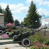 Поныри. Музей Курской битвы, Поныри