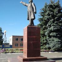 Памятник В.И.Ленину., Поныри
