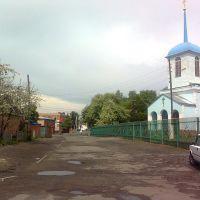The belfry, Пристень