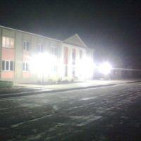 Lenin st. ex-hotel, Пристень