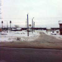 N.G.CH. crossing, Пристень